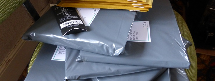Supplying Leaflets